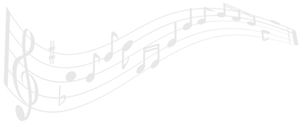 Music notes watermark